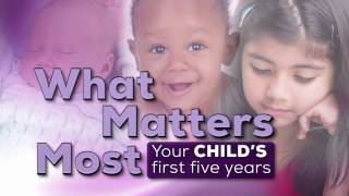 What Matters Most: Your Child