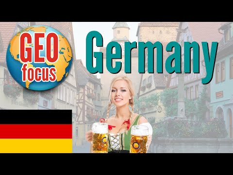 Focus on Germany! Country Profile and Geographical Info