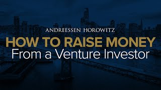 How to Raise Moฑey from a Venture Investor