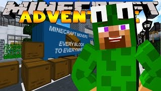 Minecraft Adventure - MOVING INTO TINY TURTLES TOWN!