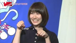 狩野舞子さん 2016年8月