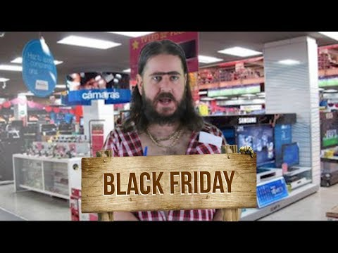 Plantão do Chico: Black Friday