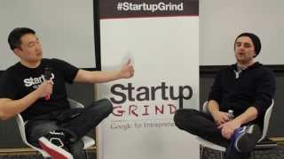 Fireside Chat at Startup Grind New York