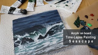 Time-Lapse Seascape