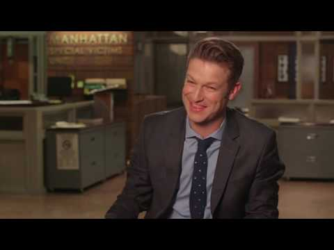 Law & Order: SVU | Peter Scanavino on 400th episode