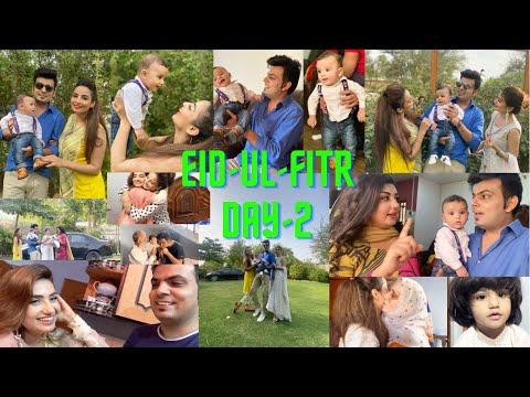 EID-UL-FITR DAY 2 | family reunion | off to Karachi | life of sana & hussain