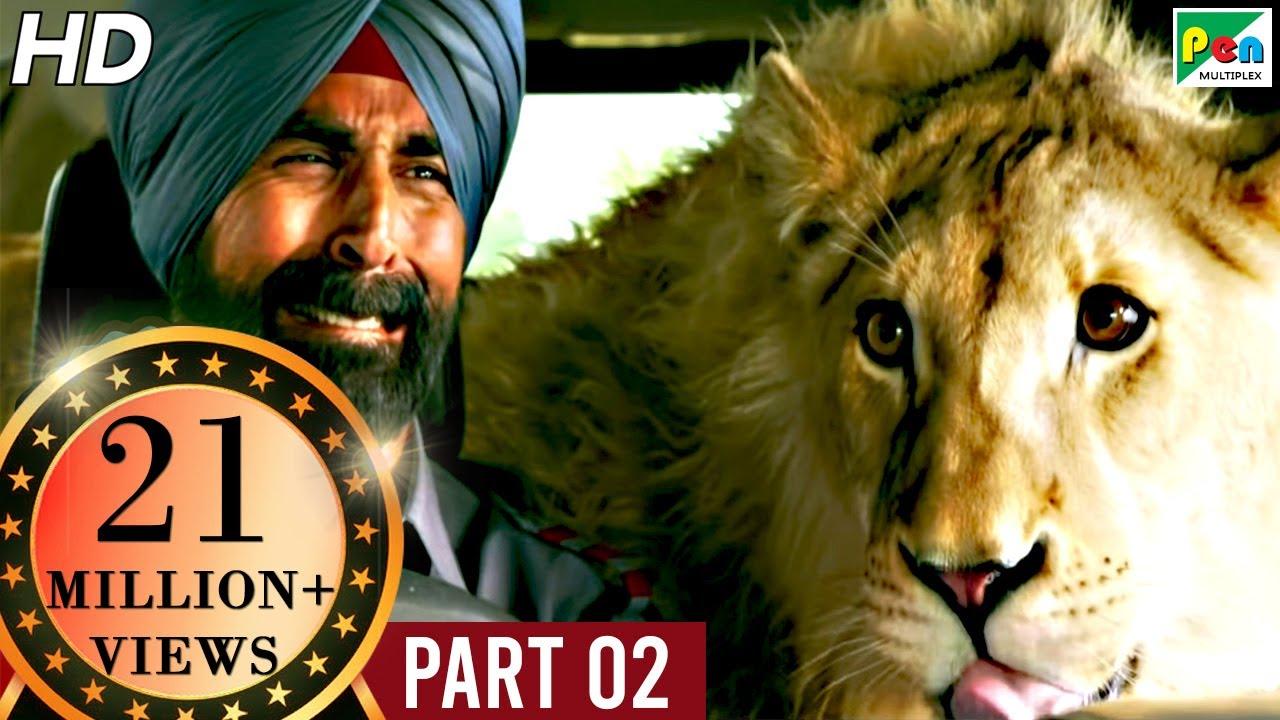 Download Singh Is Bliing (2015) | Akshay Kumar, Amy Jackson, Lara Dutta | Hindi Movie Part 2 of 10 | HD 1080p