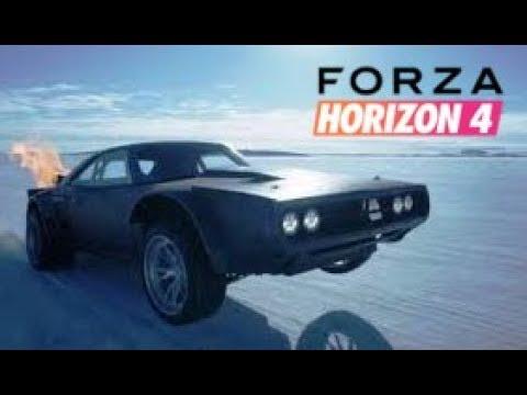 Ice Charger Build - Forza Horizon 4 Replica Build