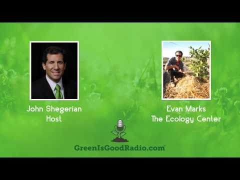 GreenIsGood - Evan Marks - The Ecology Center