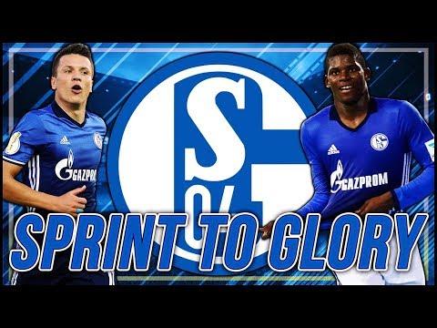 MBAPPE MACHT SCHALKE ZUM CL-SIEGER!🔥 FIFA 18: FC SCHALKE 04 SPRINT TO GLORY