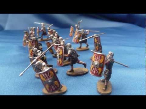 Caesar Miniatures H041 Roman Legionaries in 1:72