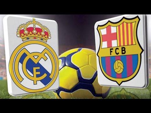 Real Madrid - FC Barcelone [FIFA 15] | Liga BBVA 2014-2015 (9ème Journée) | CPU Vs. CPU