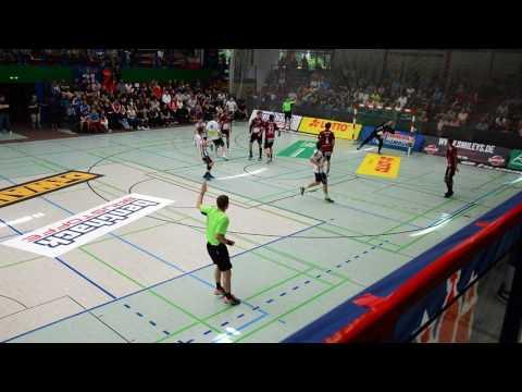 [Benthack-Cup 2017] 2. HF // VfL Lübeck Schwartau - SG Hamburg Nord  2.HZ