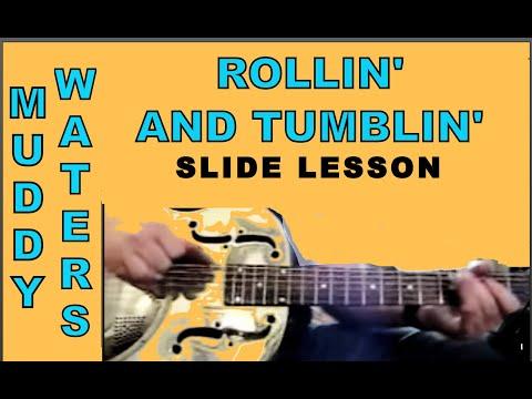 Rollin & Tumblin lesson by Bluesboy Jag