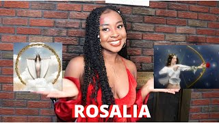 Rosalía El mal Querer Album Reaction/Review