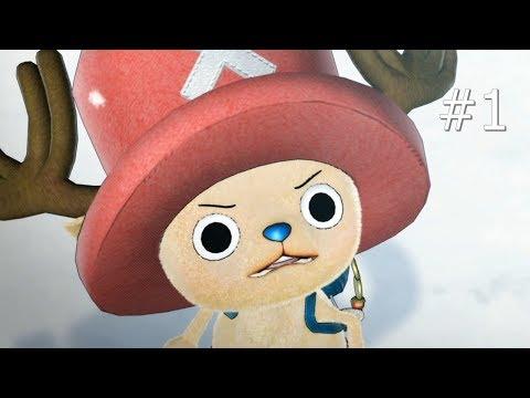 One Piece Pirate Warrior 3 - Tony Tony Chopper #1