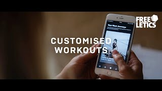 Freeletics - Customised workouts. dare to commit