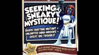 Marvel Super Hero Squad Online Seeking Sneaky Mystique!