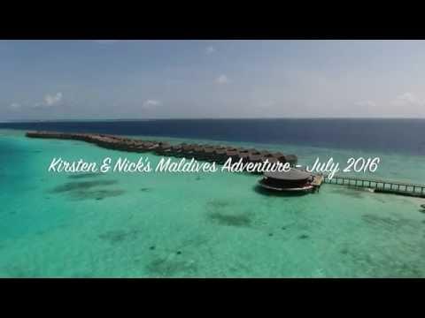 Kirsten & Nick's Maldives Adventure   July 2016 V2