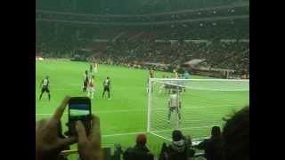 Galatasaray - Manisa (Gol:Selçuk İnan)
