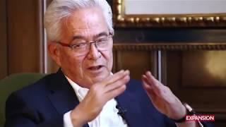 Así habla Bernardo Quintana sobre su trayectoria en ICA