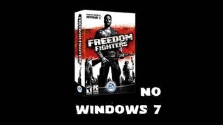 Instalando Freedom Fighters no Windows 7