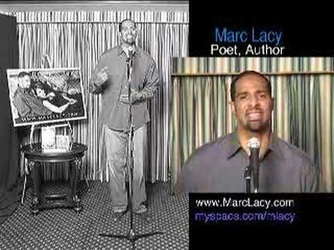 Marc Lacy - Trying to be a Spoken Word Artist