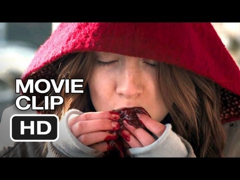 Byzantium Movie CLIP - Blood (2013) - Saoirse Ronan Movie HD