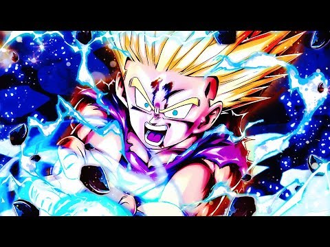 BUFF WHEN?! 598% PUR SSJ2 Youth Gohan! Dragon Ball DB Legends Super Saiyan 2