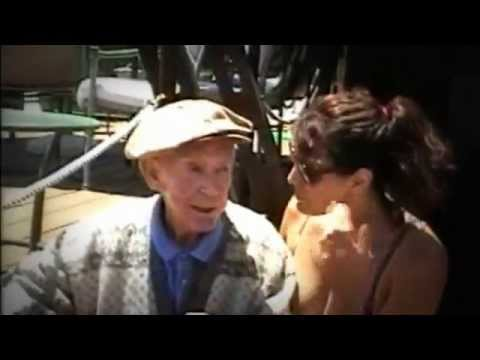 Burgess Meredith Final Shoot