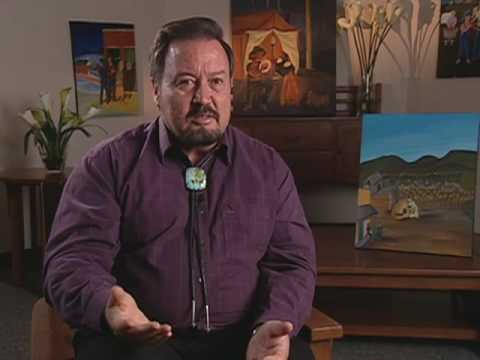 Cultural Perspectives of New Mexico - Larry Torres