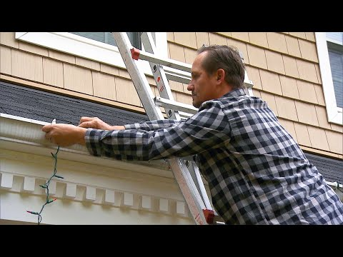 Lance Houston - Here's How to Safely Hang Your Christmas Decorations