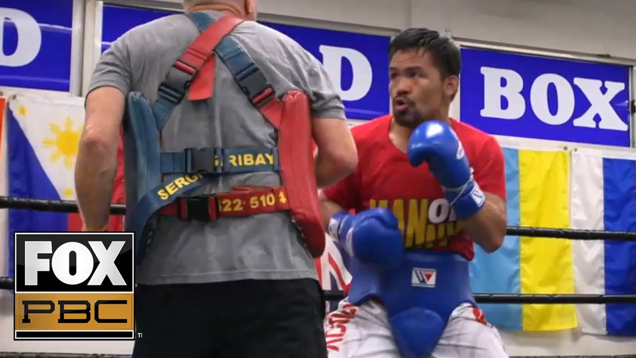 Download Manny Pacquiao vs. Errol Spence Jr. | FIGHT CAMP | EPISODE 1 | PBC ON FOX