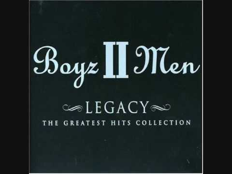 Boyz II Men- The Legacy Greatest Hits