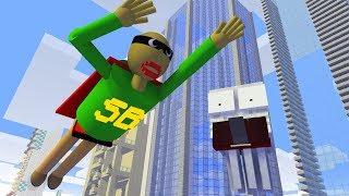 Monster School : SUPER BALDI'S ADVENTURE - Minecraft Animation