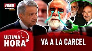 """DE RODILLAS ANTE AMLO DIEGO FERNANDEZ DE CEVALLOS SUPLICA CLEMENCIA """"NO QUIERE IR A LA C4RC3L"""""""