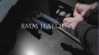 8mm Jealousy -- A story about the consequences of switching from film to digital.