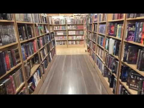 Come with me to the Bookstore