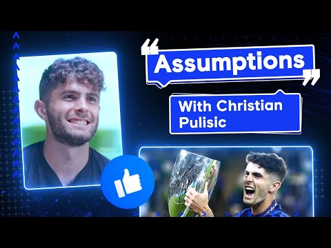 Christian Pulisic reveals his secret talent and his favorite movie of all time!  |  Assumptions