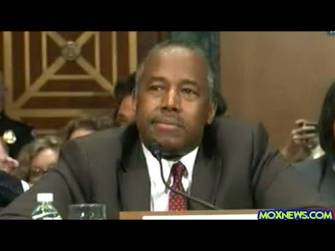 Doctor Ben Carson Grilled On What Qualifies Him To Be HUD Secretary At Confirmation Hearing