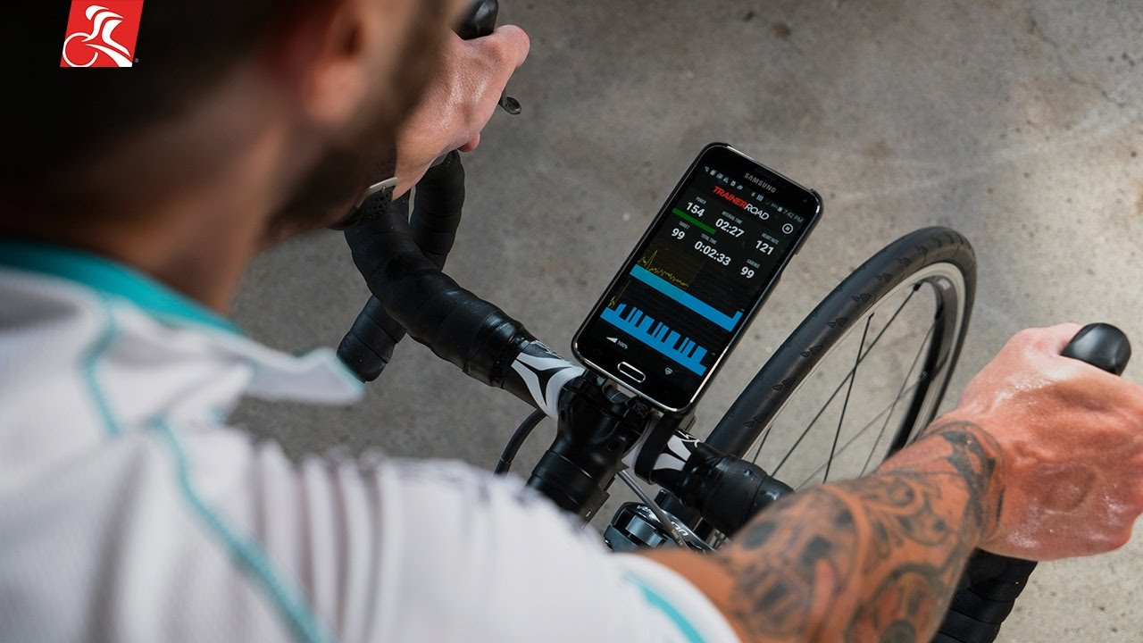 Introducing TrainerRoad for Android™ - YouTube
