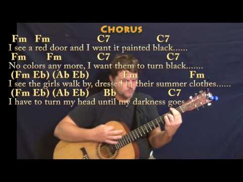 56 Mb Paint It Black Chords Free Download Mp3