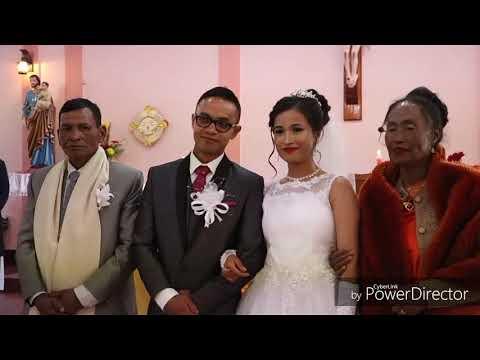Lambhahkiru Lamare Weds Embhahlang Dkhar (23 Jan 2019)