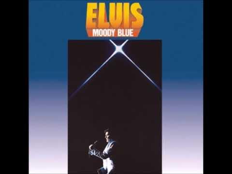 ELVIS PRESLEY    MOODY BLUE     COMPLETE ALBUM