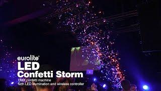 EUROLITE LED Confetti Storm