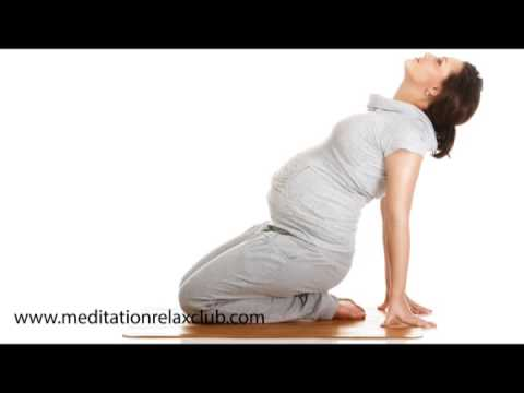 Relaxing Yoga Pregnancy Music for Prenatal Yoga & Pregnancy Yoga for Prenatal Yoga Poses