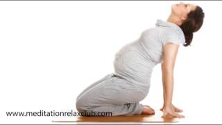 relaxing yoga pregnancy music for prenatal yoga pregnancy yoga for prenatal yoga poses