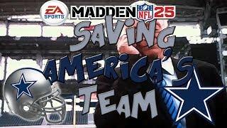 Madden 25 CC: Saving America