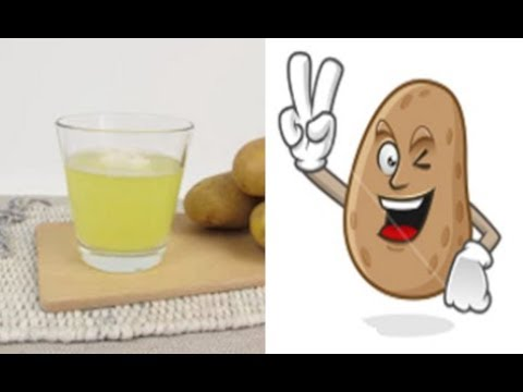 "everything ""Potato drink"" natural solution could cure and treat"