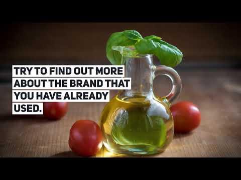 Real Olive Oil Brands List
